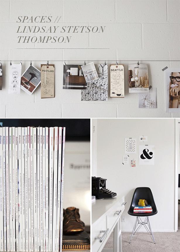 Eva Black Blog Spaces Feature M Stetson Design office photos