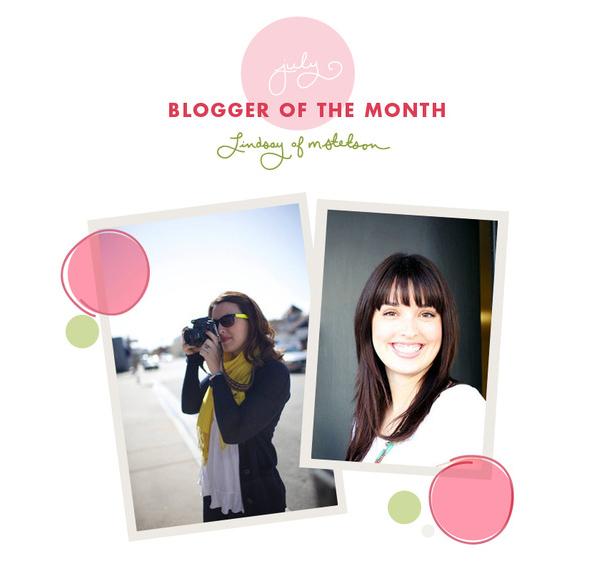blog brunch july blogger of the month