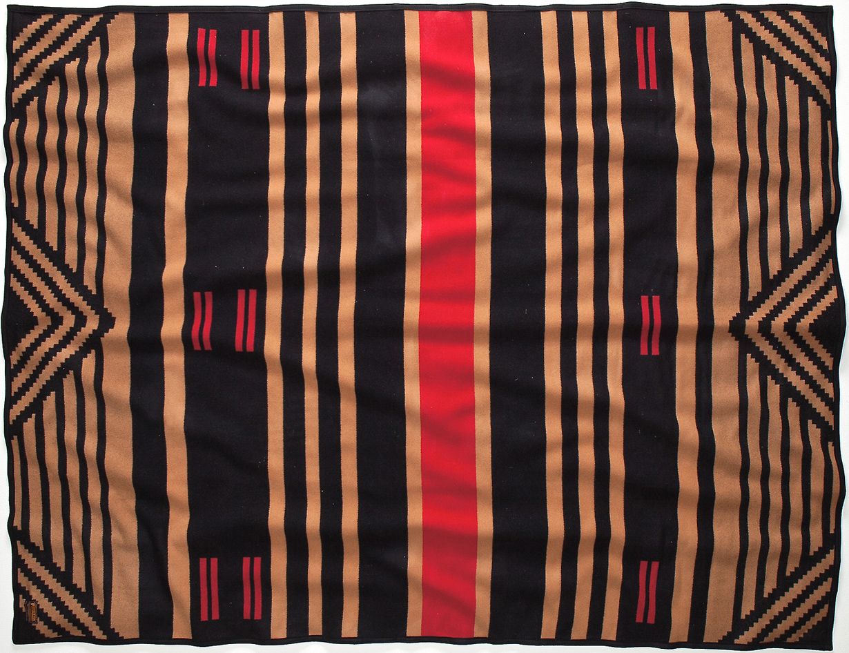 The Portland Collection Pendleton Fall 2013 wool blanket