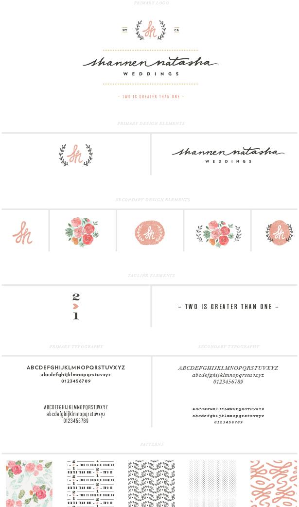 shannen natasha weddings branding by mstetson design