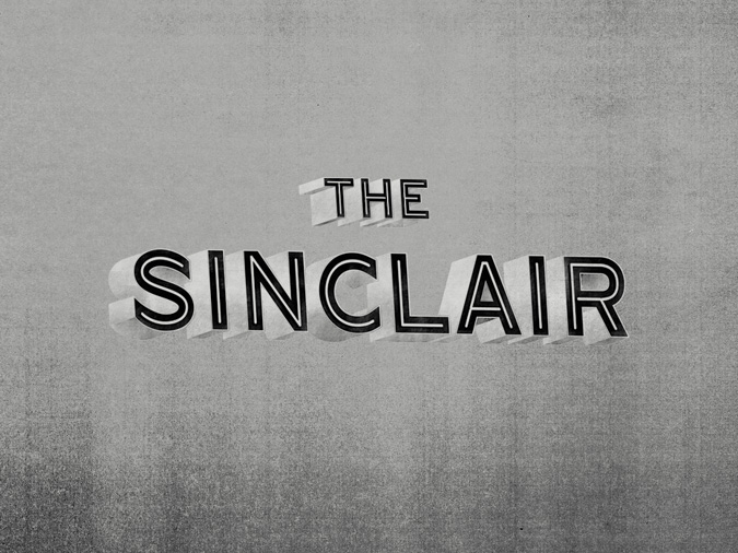 The Sinclair Logo // By Oat