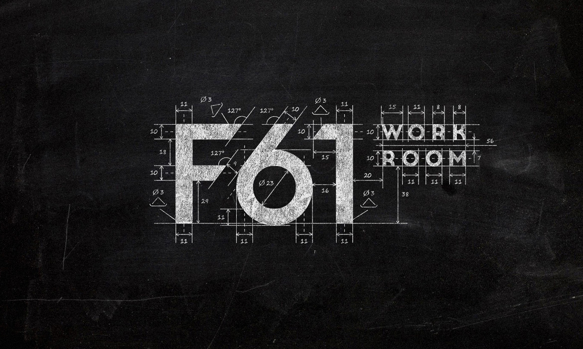 f61 work room print studio by Pavel Emelyanov