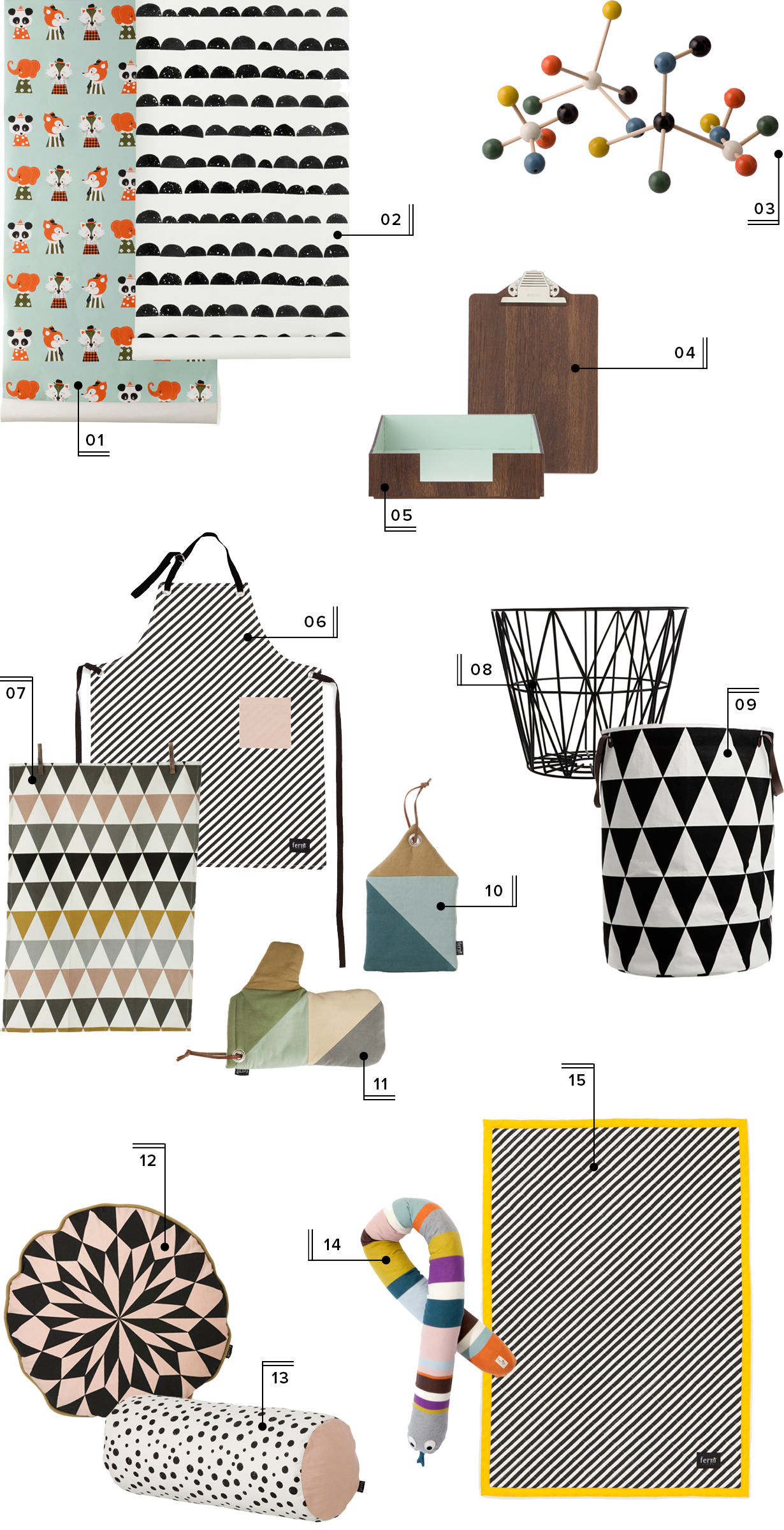 ferm living 2013 round-up on mstetson design