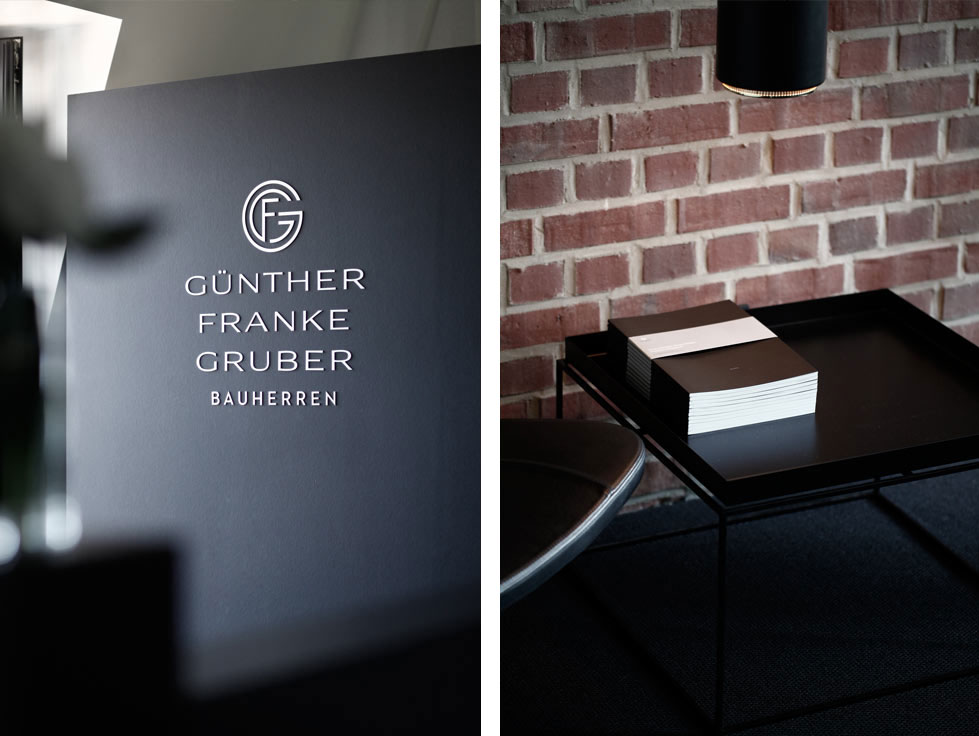 gfg builders, hamburg, germany branding // by marius fahrner design