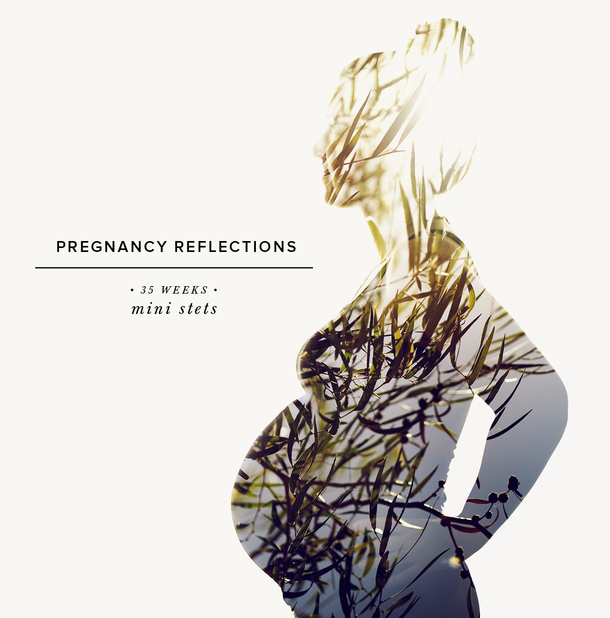 mstetson 35 weeks pregnancy reflections