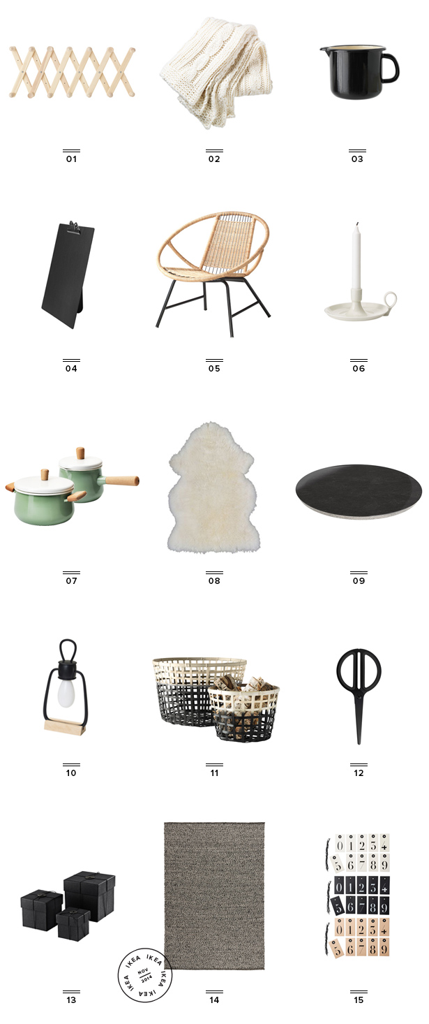 mstetson ikea 2014 november product round-up gift guide